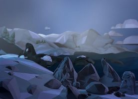 lowpoly by sinethic