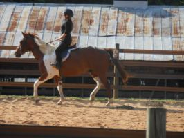 riding lesson - may 27, 2012 by xxtheSilent