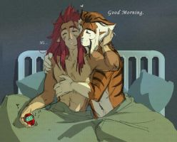 LeoTygus - Morning by Cofie