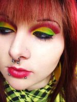 Rasta by itashleys-makeup