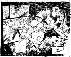Iron Patriot 4 spread by thisismyboomstick