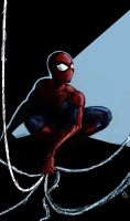 Speedpaint: Spiderman by KiloWhat