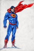 Superman - DC 52 by dichiara