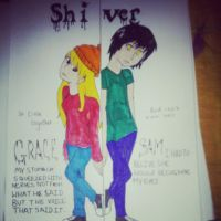 sam and grace shiver by lennix-twin