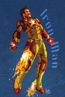 Iron Man by jmamante02