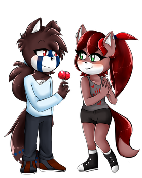 Candy :Comm: by GsSKY