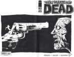 Walking Dead Sketch Cover by drawhard