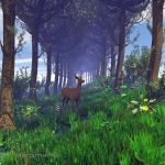 Among The Trees by Hansmar