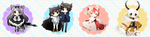 chibi commi by Hinausa