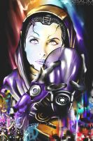 My Canon - Tali by abaum510