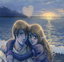 Early Affection by Salacia-of-Vanadiel