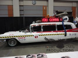 THE Ecto-1A From Ghostbusters 2 by OtakuDude83
