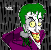 THE KILLING JOKE by Emanhattan