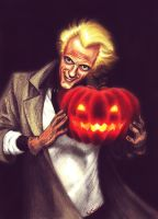 Happy Halloween, Marty! by Smeha