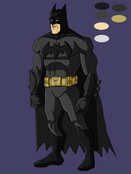 The  Batman by Figgs45
