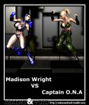Madison VS O.N.A 1of6 by Realms-And-Void