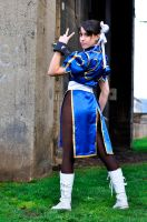 Chun Li - Street Fighter III by shootingme