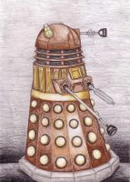 DALEK by CuriousCreatures