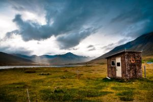 Iceland - deserted_2 by Pharaun333
