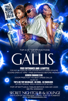 Gallis Flyer by DeityDesignz