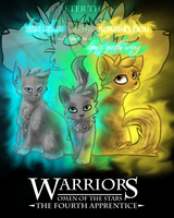 Warriors: Fourth Apprentice by Nifty-senpai