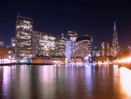 San Francisco Waterfront VII by JoeBostonPhotography
