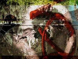 stay fresh wallpaper by dtownley1