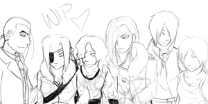 All together WIP by SinIxto