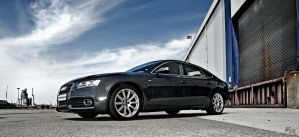 Audi A5 by Alderman