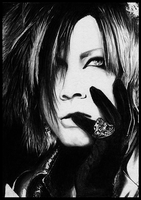 The GazettE: Ruki by famous-livingDead