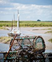 Lobster pots by grbush