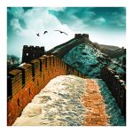 Great Wall of China by cwiny