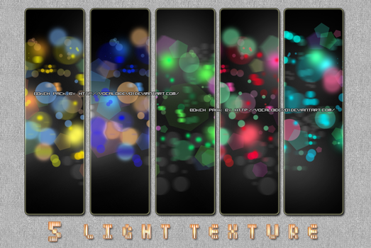 Bokeh Pack by VocaloidCV01