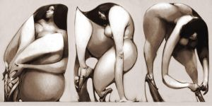 Three Heels by biz20