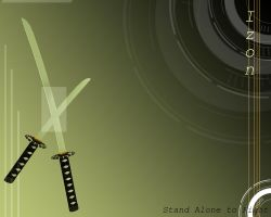 Stand Alone To Fight by izon