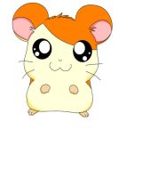 Hamtaro by Lavakitties
