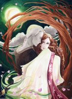 The Bramble Bride by mcah