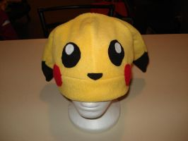 Pikachu Hat by Allyson-x