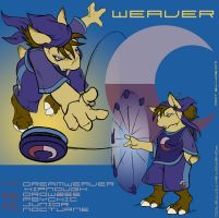 PCA: Weaver of Team Nocturne by WeaverNocturne