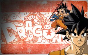 Dragon Ball. The life and adventures of Son Goku. by fogdark