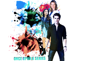 Header per Once Upon A Series by Flawless Graphic by FlawlessGraphic1