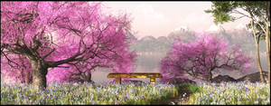 A Place to Ponder by jbjdesigns