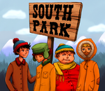 Going down to South Park by Nyajinsky