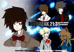 Outbreak 21:31 poster by just-Abigail