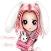 Bunny Love by Pigeon-Capsule