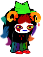 Technostuck Aradia by PimpDaddyPenisSquid