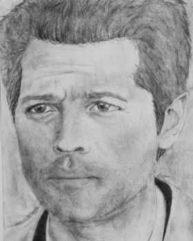 Castiel by RawrMonsterRawr