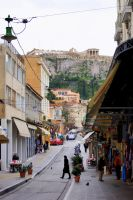 Acropolis by SchitzophrenicL