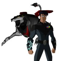 Voltron Force - Keith by W-Double