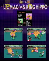 Punch Out - Mac Vs Hippo by DanSchoening